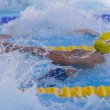 SWM.  World Aquatics Championship - Womens 100m butterfly semi final. Jessica Shipper — Stock Photo