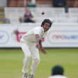 Cricket.  England vs Bangladesh 1st test day 3. Shahadat Hossain — Foto Stock