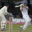 Cricket.  England vs Bangladesh 1st test day 1. Eion Morgan — Photo