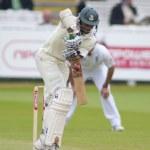 Постер, плакат: Cricket England vs Bangladesh 1st test day 3 Shakib Al Hasan