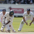Cricket. England vs Bangladesh 1st test day 3. Matt Prior, Tamim Iqbal, James Anderson — Stock Photo #29123859