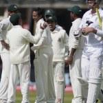 Постер, плакат: Cricket England vs Bangladesh 1st test day 1 Keven Pietersen Shakib Al Hasan