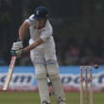 Постер, плакат: Cricket England vs Bangladesh 1st test day 1 Alaistair Cook