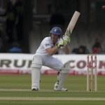 Постер, плакат: Cricket England vs Bangladesh 1st test day 1 Eion Morgan