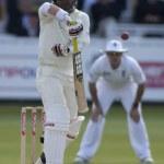 Постер, плакат: Cricket England vs Bangladesh 1st test day 3 Junaid Siddique