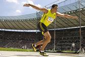 ATH: Berlin Golden League Athletics. Erik CADEE — Photo