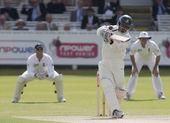 Cricket. England vs Bangladesh 1st test day 2. Mohammad Mahmudullah — Stock Photo