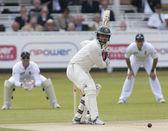 Cricket. england vs bangladesch 1. testtag 2. tamim iqbal — Stockfoto