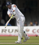 Cricket. England vs Bangladesh 1st test day 1. Keven Pietersen — Stock Photo