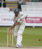 Cricket. England vs Bangladesh 1st test day 3. Mohammad Mahmudullah — Stock Photo