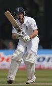 Cricket. England Vs Bangladesch 1. Testtag 1. Johnathon trott — Stockfoto