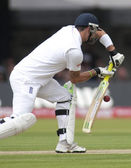 Cricket. England vs Bangladesh 1st test day 1. Keven Pietersen — Stock Photo