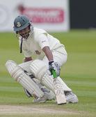 Cricket. engeland vs bangladesh 1ste dag van de test 3. shakib al hasan — Stockfoto