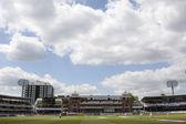 板球。英格兰 vs 孟加拉国 1 的第 2 天测试 — 图库照片
