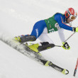 Stock Photo: SKI: Lienz Slalom