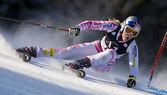 Sci: Lo Slalom gigante di Lienz — Foto Stock