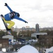 Stock Photo: Snowboard World Cup London
