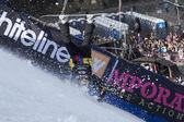 Snowboard world cup londres — Foto de Stock