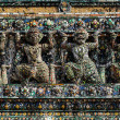 Giant, Titan Statue  at Wat Arun — Stock Photo