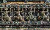 Giant, Titan Statue at Wat Arun — Stock fotografie