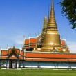 Wat prkaew, Grand palace ,Bangkok,Thailand. — Stock Photo #31353033
