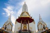 Chrám na thajsko bangkok wat jan yatigaram — Stock fotografie