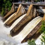 Hydro power plant — Stock Photo #49112097