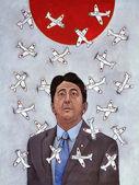 Shinzo Abe: The Haunting — Stock Photo