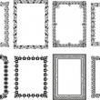 Vintage Frame Set — Stock Vector #29186883