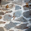 Stone Color Walkway — Stock Photo