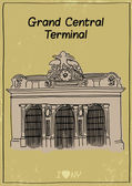 Grand Central Terminal — Wektor stockowy