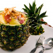 Pineapple rice — Stock Photo