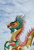 Chiński smok — Zdjęcie stockowe