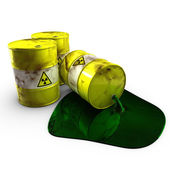 Atomic Waste — Stock Photo