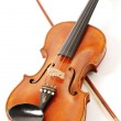 Violin on white background — Stock Photo #29732643