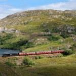 ������, ������: Harry Potter steam train