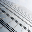 Modern office building in Europe — Stock Photo