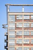 Old brick factory — Stock Photo