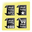 Stock Vector: Black friday's advices