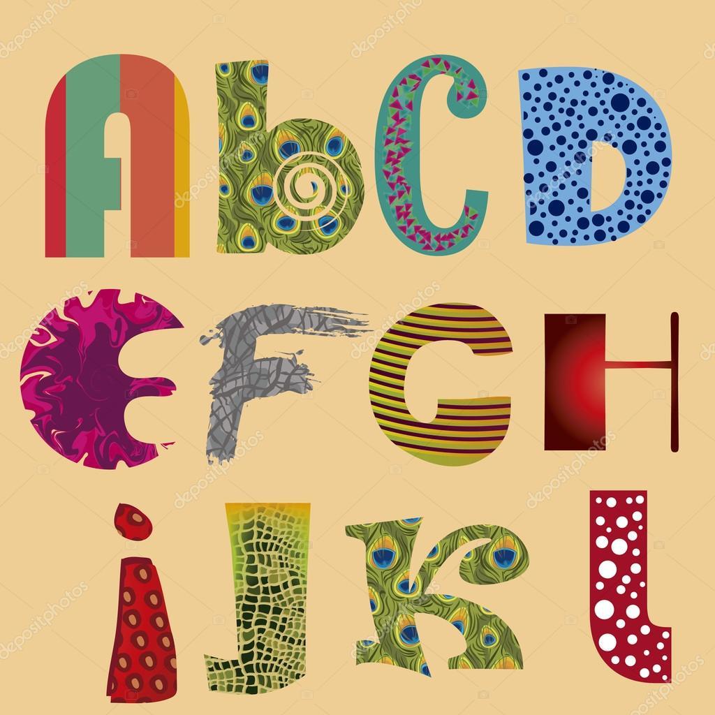 Montagens escrever em fotos com letras diferentes 53