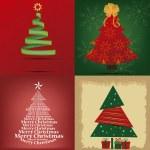 Christmas tree — Stock Vector #35280307