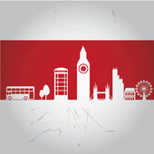 London — Stockvector