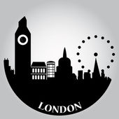 London — Vector de stock