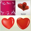 Hearts — Stock Vector #36856741