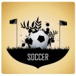 Soccer games — Stock Vector