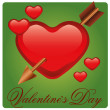 Valentine day — Stockvector #39400711