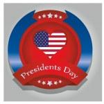 President day — Stock Vector #39710721