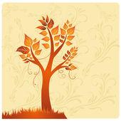 Tree — Stockvektor