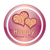 Journée femme — Vecteur