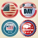 President's day — Stock Vector #41043509